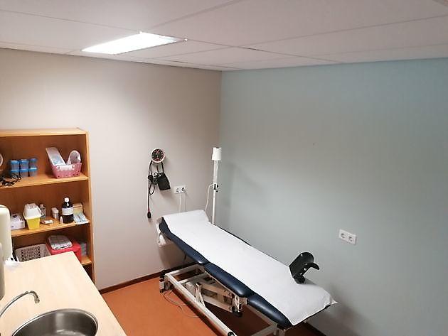 Dokters praktijk Vlagtwedde - Schildersbedrijf Klein Westerlee
