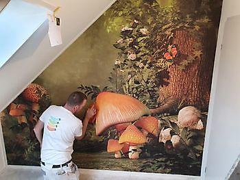 Schildersbedrijf Klein ook voor uw wandafwerking - Schildersbedrijf Klein Westerlee