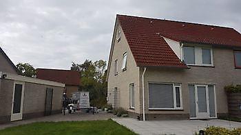 Nieuwbouw woning Schildersbedrijf Klein Vlagtwedde