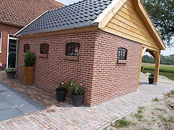 staal ramen voorzien van stopverf en lakverf Schildersbedrijf Klein Westerlee